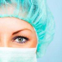 Einhaltung der Desinfektionsvorschriften bei der Behandlung von Patienten