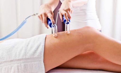 Vakuum-Massage
