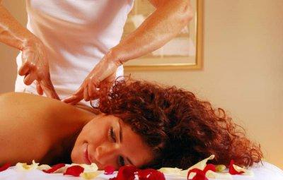 Akupressur-Massage