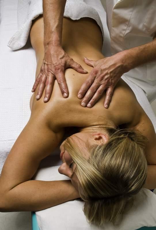 Anleitung Ganzkörpermassage