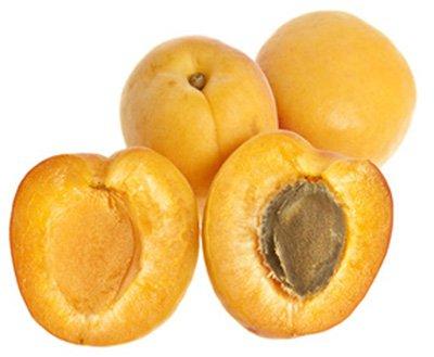 Aprikosen für Aprikosenkernöl