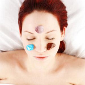 Chakra-Massage