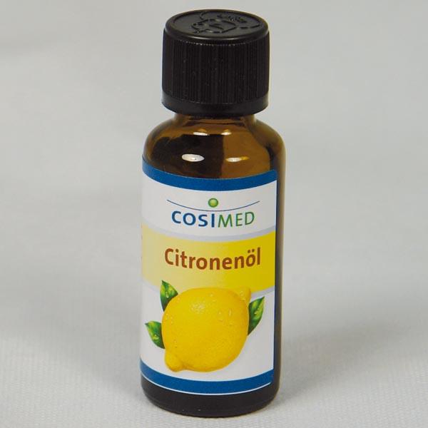 Ätherisches Öl Zitrone / Zitronenöl von CosiMed