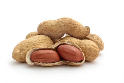 Erdnüsse für Erdnussöl