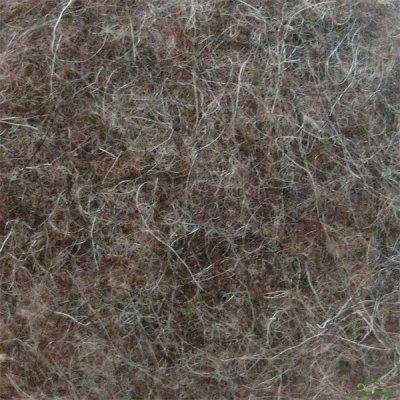 Filzmaterial eines mittelharten Filzschlägels