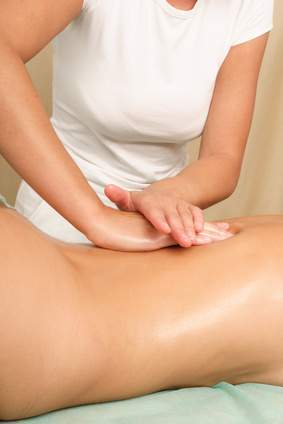 Friktionsmassage