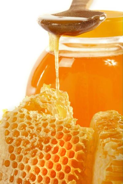 Honigwabe, Honigmassage