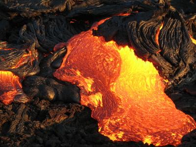 Hot Stone Lavasteine