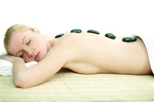massageanleitung stones erwaermen