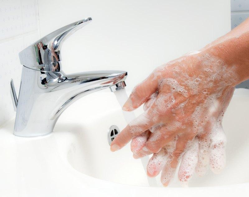 Hygiene und Sauberkeit