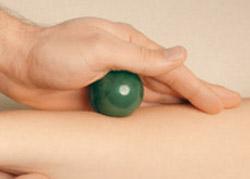 Jade Balance von Monika Grundmann