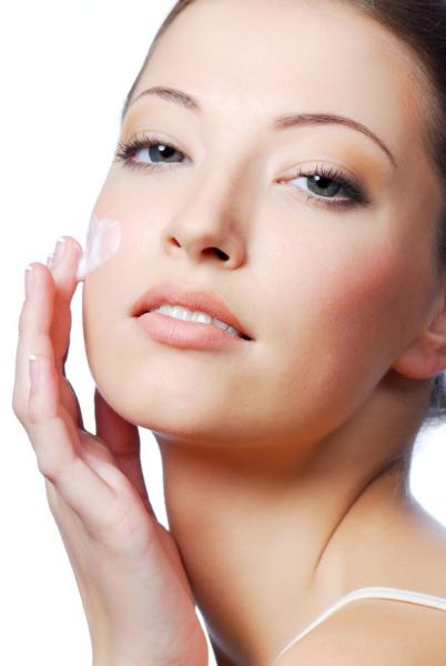 Jojobaöl als Creme in der Kosmetik
