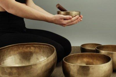 Klangschalen-Konzert - Klänge streicheln die Seele