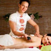 LaStone Massage: Massage mit Warm-Kalt-Reizen