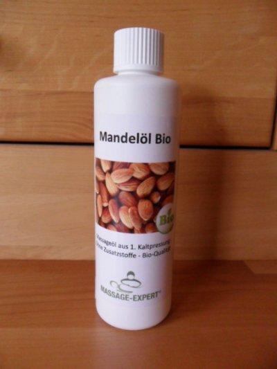 Mandelöl in Bio-Qualität