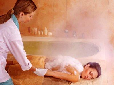 Marokkanische Massage als fester Bestandteil des Badbesuchs