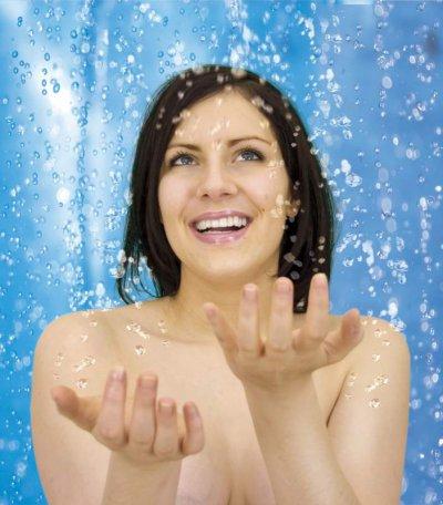 Massage-Dusche