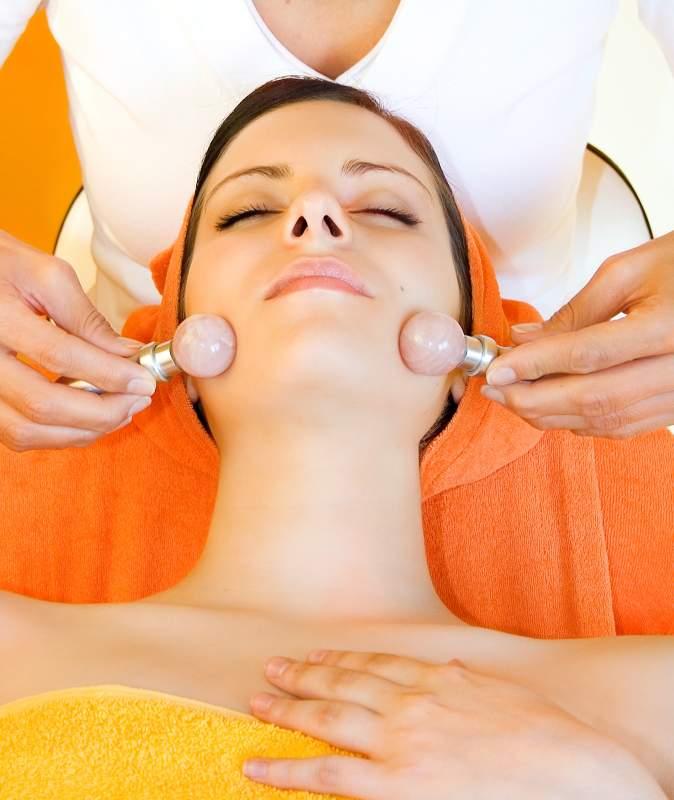 Handgerät für die Massage