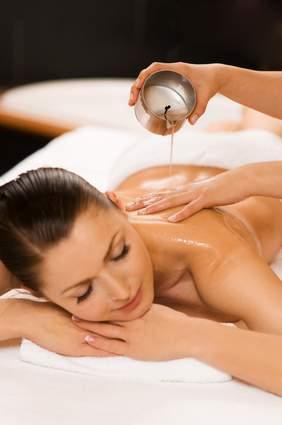 Massagekerze