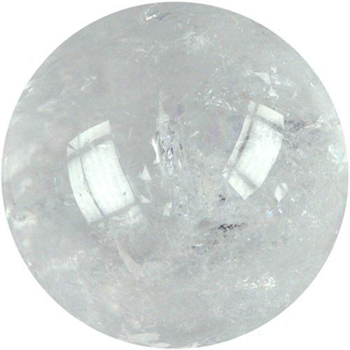 Massagekugel Bergkristall von Lapis Vitalis