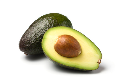 Avocado für Avocadoöl, Massageöl