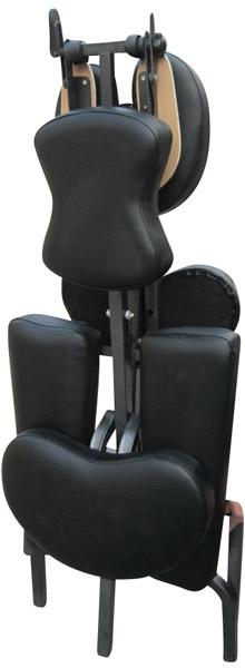 Klappbarer Massagestuhl für die mobile Massage