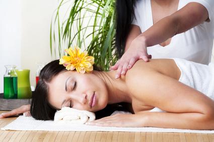 Massagetechnik Streichen