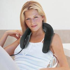 Nackenmassagegerät für die Nackenmassage
