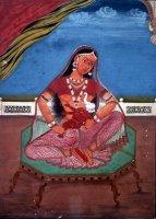 Indische Brustmassage