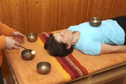 Peter Hess Klangschalenmassage