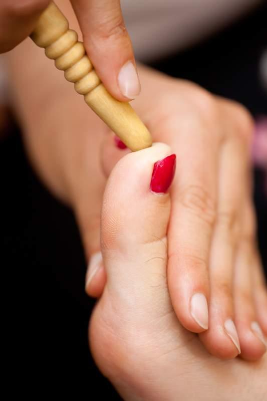 Reflexzonen-Massagegerät