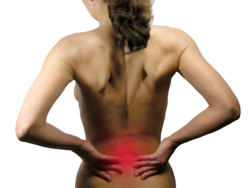 Rückenverspannung