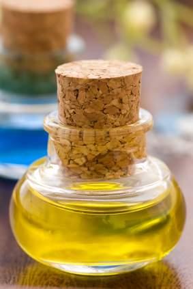 Kolibri-Massage mit entspannendem Öl