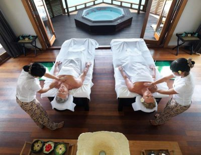 Sarawak-Massage: Ganzkörpermassage aus Malaysia