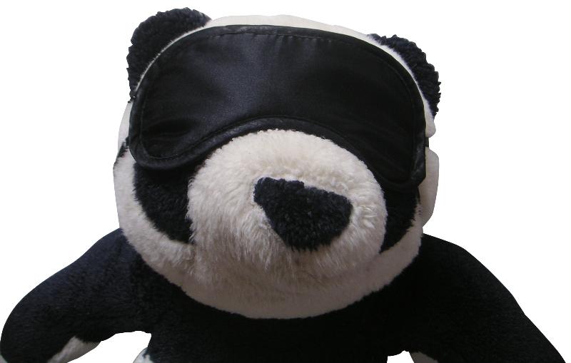 Schlafmaske, Schlafbrille für gesunden Schlaf