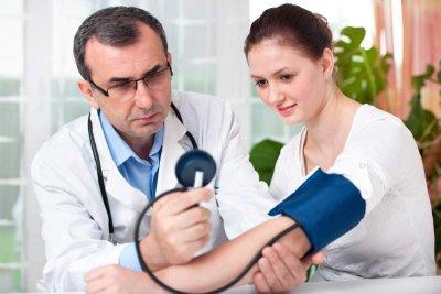 Schlüsselzonenmassage bei Bluthochdruck