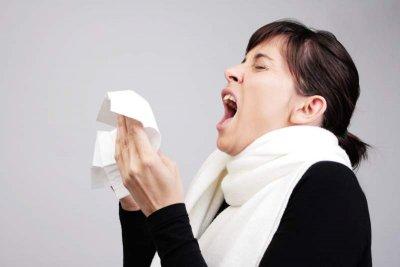 Sesamöl zur Nasenpflege