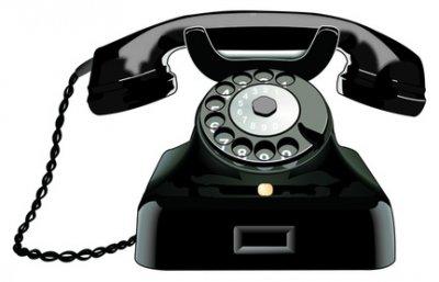 Telefone - Störfaktor bei der Massage