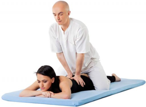 Thai-Massageliege