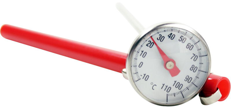 Thermometer, Einstechthermometer