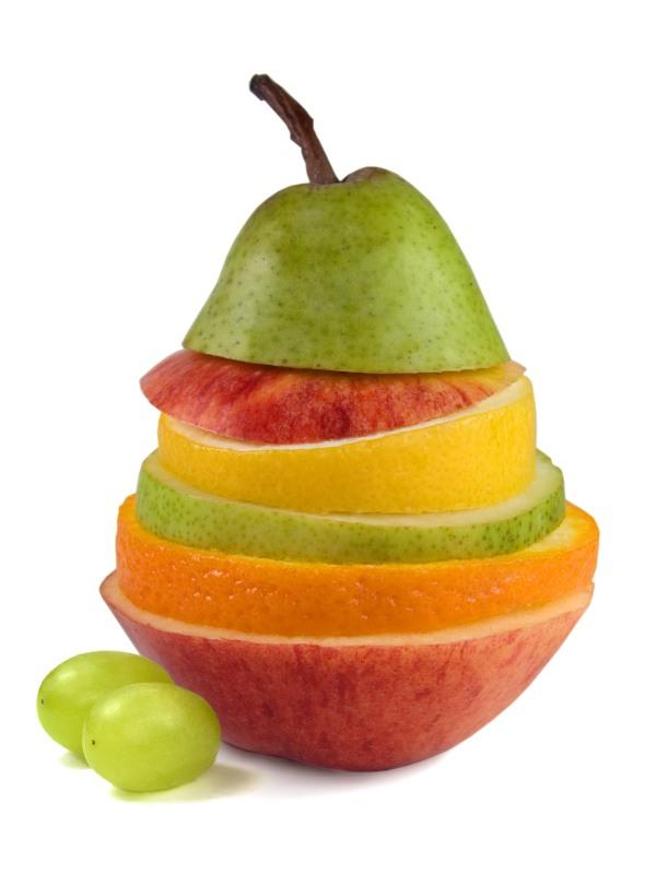 Viamine aus Früchten