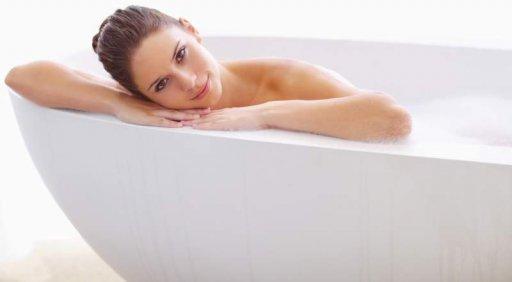 Wasser-Massage