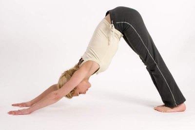 Yoga-Asana Adho Mukha Svanasana