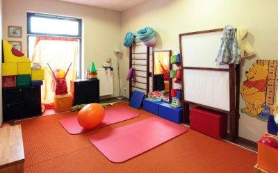 Yoga-Raum mit Mehrfachnutzung